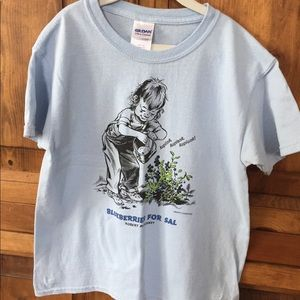 Other - Blueberries for Sal Kids Tee
